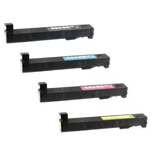 Replacement for HP 826A cartridges - Pack of 4