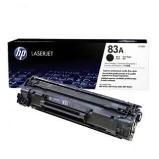 Original HP CF283A (83A) toner cartridge - black