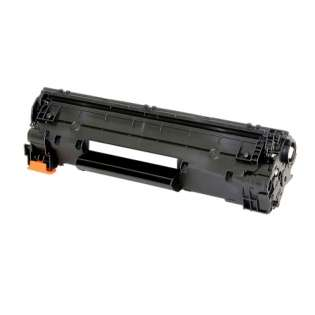Compatible HP CF283X (83X) toner cartridge - high capacity yield black