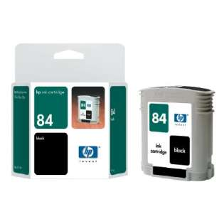 HP 84, C5016A Genuine Original (OEM) ink cartridge, black