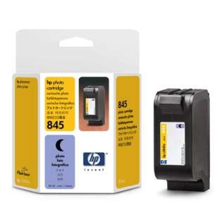 HP 845, C3845A Genuine Original (OEM) ink cartridge, tri-color