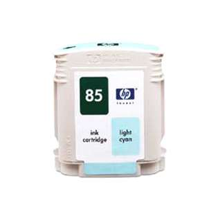 HP 85, C9428A Genuine Original (OEM) ink cartridge, light cyan
