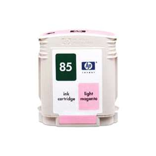 HP 85, C9429A Genuine Original (OEM) ink cartridge, light magenta