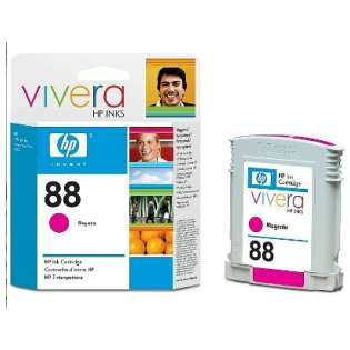 HP 88, C9387AN Genuine Original (OEM) ink cartridge, magenta