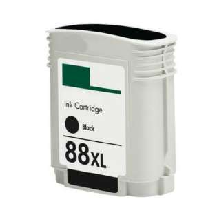 Remanufactured HP C9396AN / 88XL cartridge - black