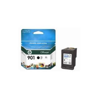 HP 901, CC653AN Genuine Original (OEM) ink cartridge, black