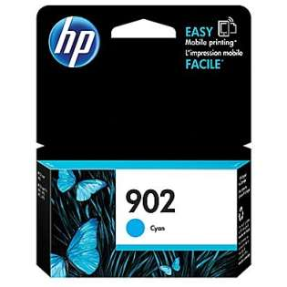 Original HP T6L86AN (HP 902) inkjet cartridge - cyan