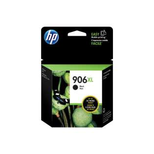 Original HP T6M18AN (HP 906XL) inkjet cartridge - high capacity black - now at 499inks