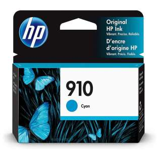 Original HP 3YL58AN (HP 910) inkjet cartridge - cyan