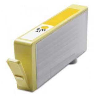 Remanufactured HP CD974AN / HP 920 cartridge - yellow