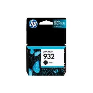 HP 932, CN057AN Genuine Original (OEM) ink cartridge, black, 400 pages