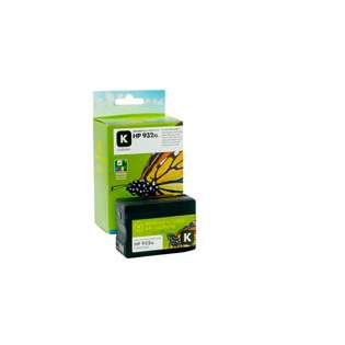 Premium HP 932XL, CN053AN ink cartridge, USA made, high capacity yield, black, 1000 pages