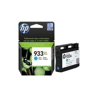HP 933XL, CN054AN Genuine Original (OEM) ink cartridge, cyan, 825 pages