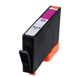 Remanufactured HP 935XL, C2P25AN ink cartridge, high capacity yield, magenta