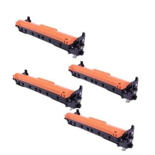Compatible HP CF294A (94A) toner cartridges - 4-pack