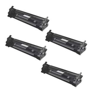 Compatible HP CF294X (94X) toner cartridges - 4-pack