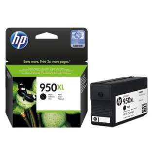 HP 950XL, CN045AN Genuine Original (OEM) ink cartridge, high capacity yield, black, 2300 pages