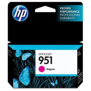 HP 951, CN051AN Genuine Original (OEM) ink cartridge, magenta, 700 pages
