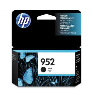 Original HP F6U15AN (HP 952) inkjet cartridge - black