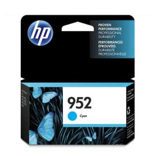 Original HP L0S49AN (HP 952) inkjet cartridge - cyan