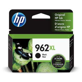 Original HP 3JA03AN (HP 962XL) inkjet cartridge - high capacity black - now at 499inks