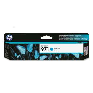 HP 971, CN622AM Genuine Original (OEM) ink cartridge, cyan, 2500 pages