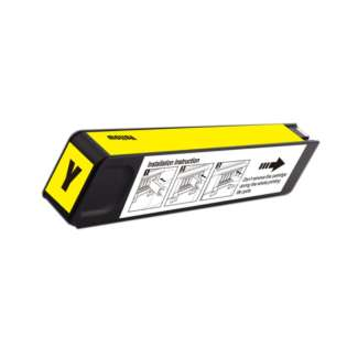 Remanufactured HP 980, D8J09A ink cartridge, yellow, 6600 pages