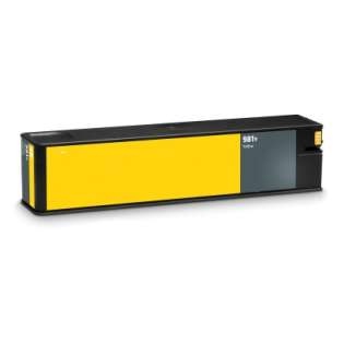 Remanufactured HP L0R15A (HP 981Y) ink cartridge - extra high capacity yellow
