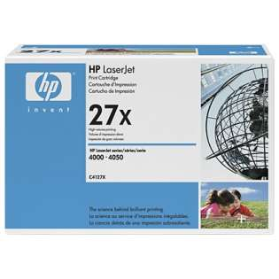 OEM HP C4127X / 27X cartridge - black