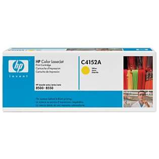 OEM HP C4152A cartridge - yellow