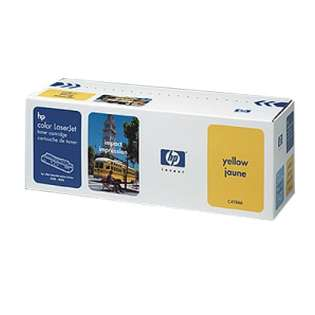 OEM HP C4194A cartridge - yellow