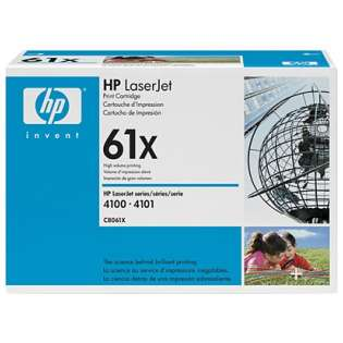 OEM HP C8061X / 61X cartridge - high capacity black