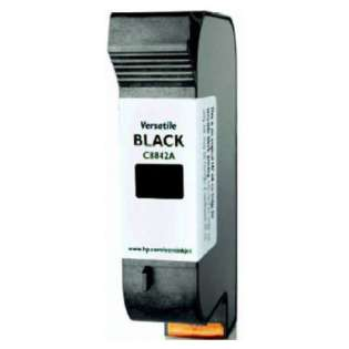 Replacement for HP C8842A cartridge - versatile black