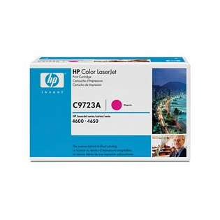 OEM HP C9723A / 641A cartridge - magenta