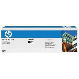 OEM HP CB380A / 823A cartridge - black