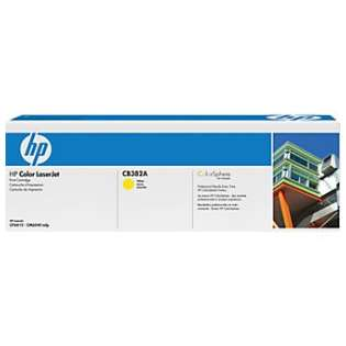 OEM HP CB382A / 824A cartridge - yellow