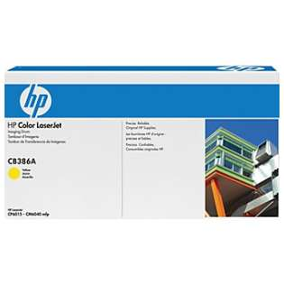 OEM HP CB386A / 824A drum - yellow