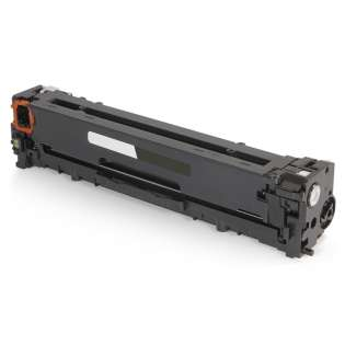 Compatible HP 125A Black, CB540A toner cartridge, 2200 pages, black