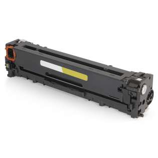 Compatible HP 125A Yellow, CB542A toner cartridge, 1400 pages, yellow