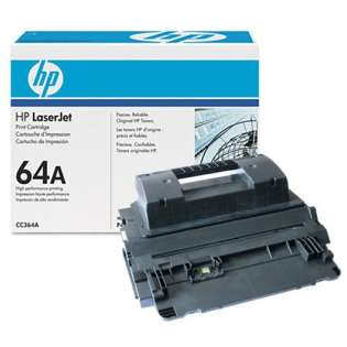 OEM HP CC364A / 64A cartridge - black