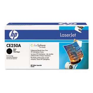 OEM HP CE250A / 504A cartridge - black