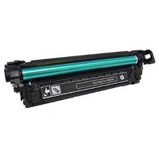 Compatible HP 504X Black, CE250X toner cartridge, 10500 pages, high capacity yield, black