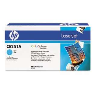 OEM HP CE251A / 504A cartridge - high capacity cyan