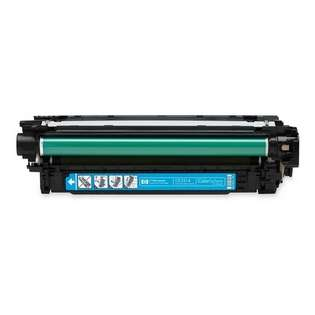 Compatible HP 504A Cyan, CE251A toner cartridge, 7000 pages, cyan