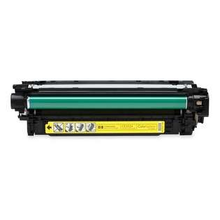 Compatible HP 504A Yellow, CE252A toner cartridge, 7000 pages, yellow