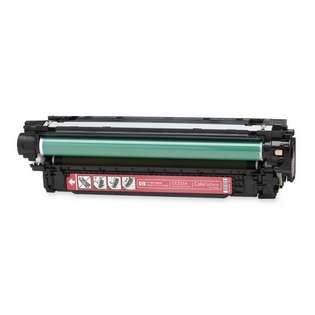 Compatible HP 504A Magenta, CE253A toner cartridge, 7000 pages, magenta