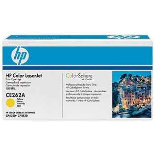 OEM HP CE262A / 648A cartridge - yellow