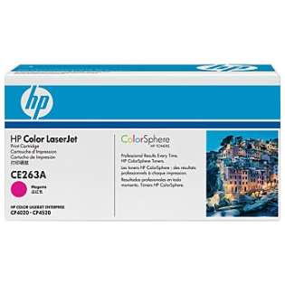 OEM HP CE263A / 648A cartridge - magenta