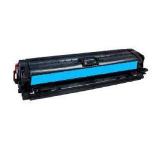 Compatible HP 650A Cyan, CE271A toner cartridge, 15000 pages, cyan