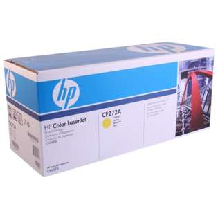 OEM HP CE272A / 650A cartridge - yellow